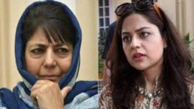 Photo of کشمیر : سابق وزیر اعلیٰ محبوبہ مفتی کی بیٹی کا مطالبہ ، ماں کو سردیوں کے سبب مناسب مقام پر بھیجا جائے !