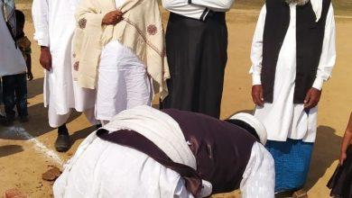 Photo of مارکن میں ممتا فاونڈیشن ممبئ کے زیر نگرانی مدرسہ زینب للبنات کا سنگ بنیاد