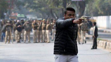Photo of شرپسند رام گوپال ورما نے پرامن جامعہ مظاہرین پر چلائی گولی