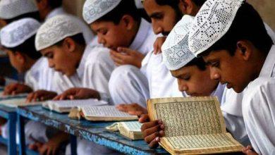Photo of علماء کرام اور دینی مدارس امن و شانتی کے پیامبر ہیں