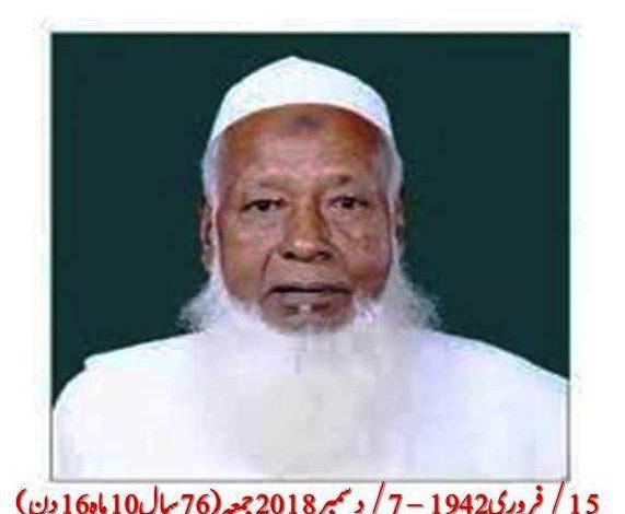 Maualna Asrarul Haq