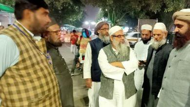 Photo of قائد جمعیت نے دہلی فساد متاثرین سے ملاقات کی