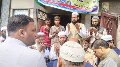 Photo of جمعیت نے دہلی فساد متاثرین کے لیے مکانات کی تعمیر کا آغاز کیا