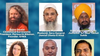 Photo of کورونا وائرس میںسوشل ڈیس ٹینسنگ نہ بنانا حرام ہے:مولانا محمود مدنی