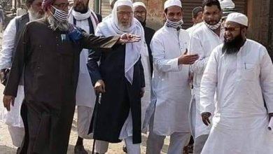 Photo of دہلی فساد میں متاثرہ اولیا ء مسجد کا افتتاح