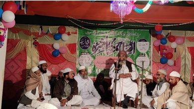 Photo of پیر ڈیہہ گڈا میں اصلاح معاشرہ و تعلیمی بیداری جلسہ اختتام پذیر