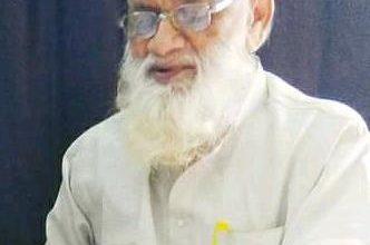 Photo of حضرت قاضی عبد الجلیل صاحب کا انتقال پُرملال ملت اسلامیہ کے لیے ایک بڑا خسارہ
