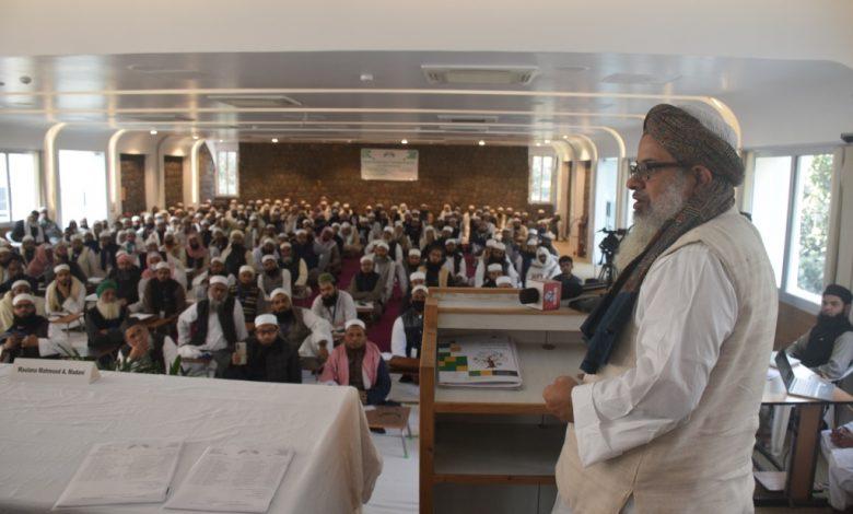 مولانا محمود اسعد مدنی جنرل سکریٹری جمعیت علمائے ہند