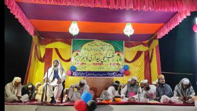 Photo of مسلمانوں کی ترقی کے لئے دینی و عصری دونوں تعلیم  ضروری ہے : مولانا عرفان مظاہری