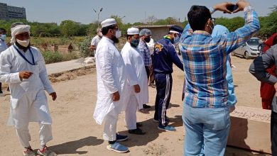 Photo of اختر حنیف ڈائریکٹر وزارت ٹرانسپورٹ حکومت ہند کی تدفین جمعیت کوڈ ٹیم نے کی