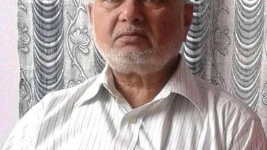 Photo of ڈاکٹر ممتاز احمد خان اردو تحریک کے عظیم قائد تھے :مفتی محمد ثناء الہدی قاسمی