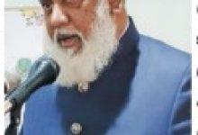 Photo of ڈاکٹر فخر الدین محمد ملت کے لئے فکر مند انسان تھے۔مفتی محمد ثناء الہدیٰ قاسمی