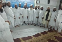Photo of *نائب امیر شریعت کے استقبالیہ تقریب میں حضرت مولانا محمد شمشاد رحمانی صاحب کا دھلی کے نبی کریم میں کیا گیا پر زور استقبال!