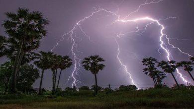 Photo of گلوبل وارمنگ ہے آسمانی بجلی کی شدت اور تعدد کا باعث