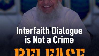 Photo of بین المذاہب مکالمہ جرم نہیں، مولانا کلیم صدیقی کو فوراً رِہا کیا جائے: ایس آئی او